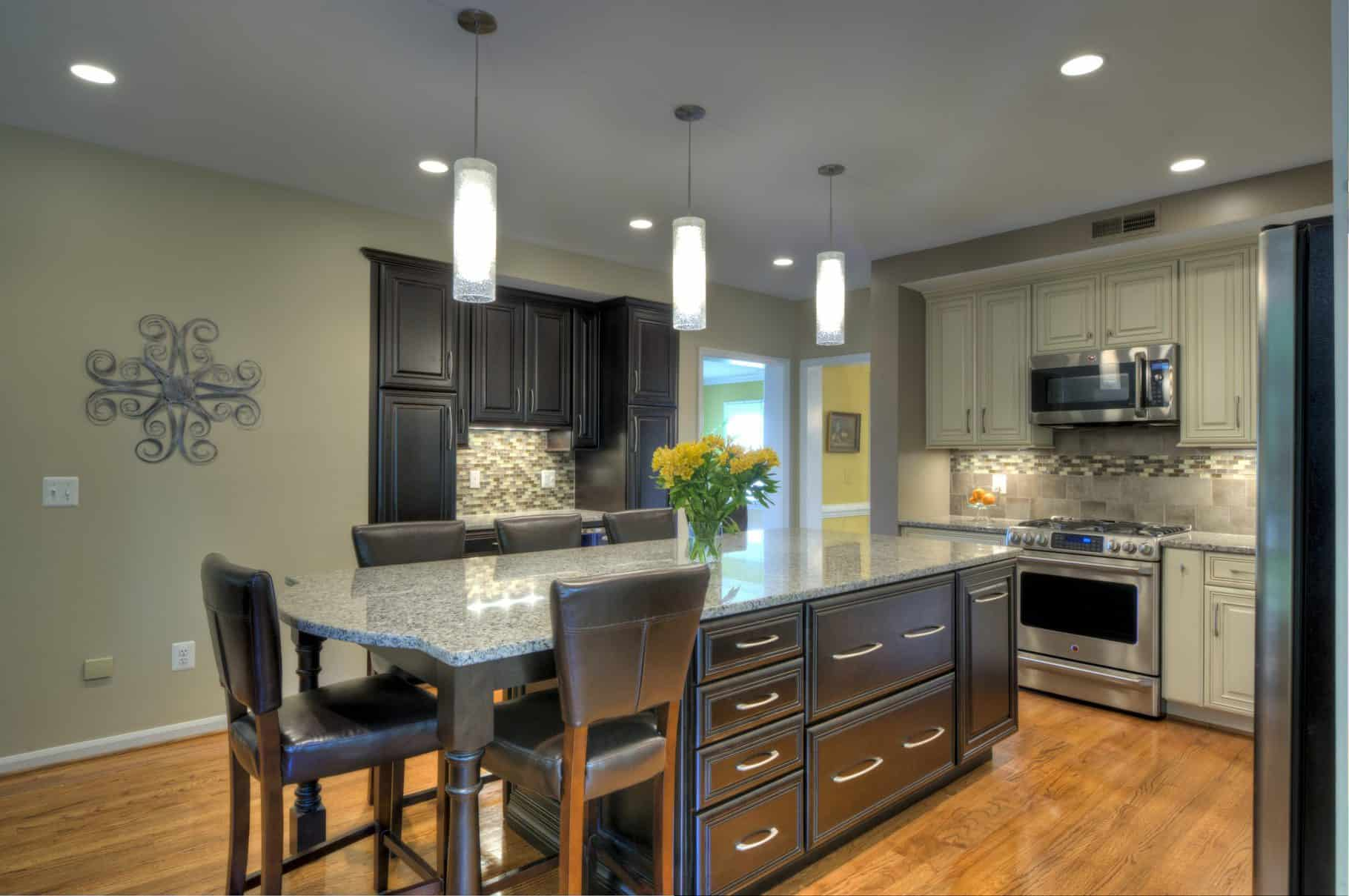 Modern Kitchen Trends Of  Part Two Of A Three Part Series - Kitchen remodeling northern virginia