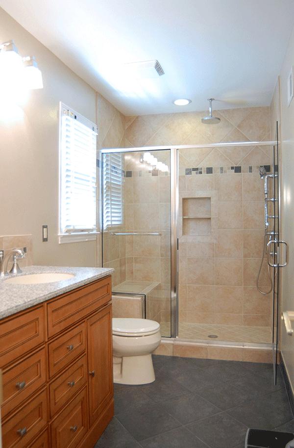 Rendon Remodeling - Alexandria, VA Master Bathroom