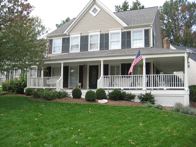 Rendon Remodeling - Chantilly, VA Porch