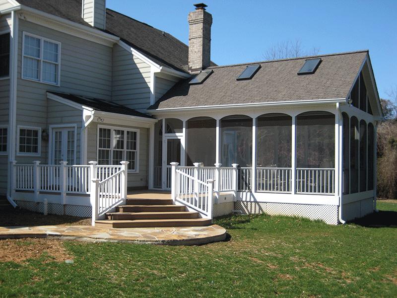 Rendon Remodeling - Corneau Porch