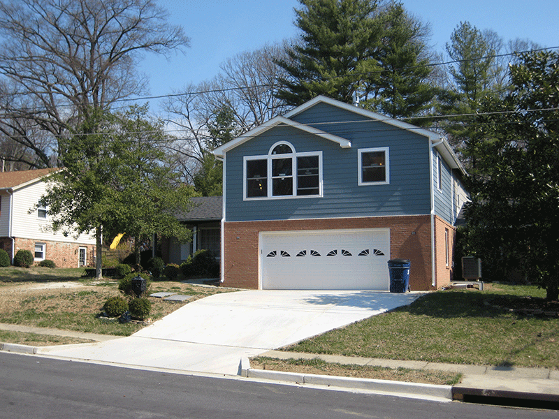 Rendon Remodeling - Annandale, VA two story addition