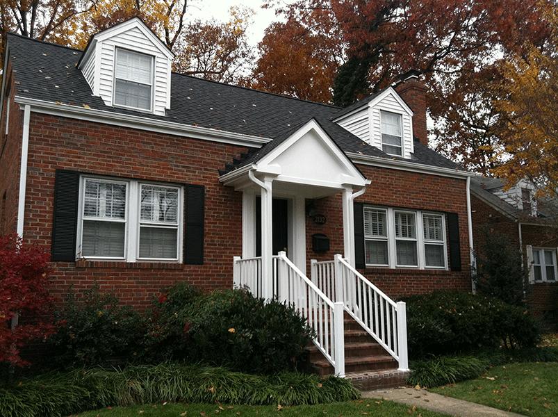 Rendon Remodeling - Arlington, VA Portico Porch