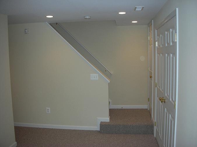 Rendon Remodeling - Centreville, VA Basement