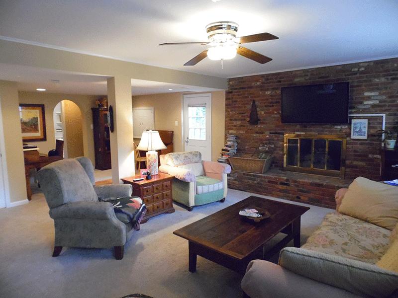 Rendon Remodeling - Springfield, VA Basement