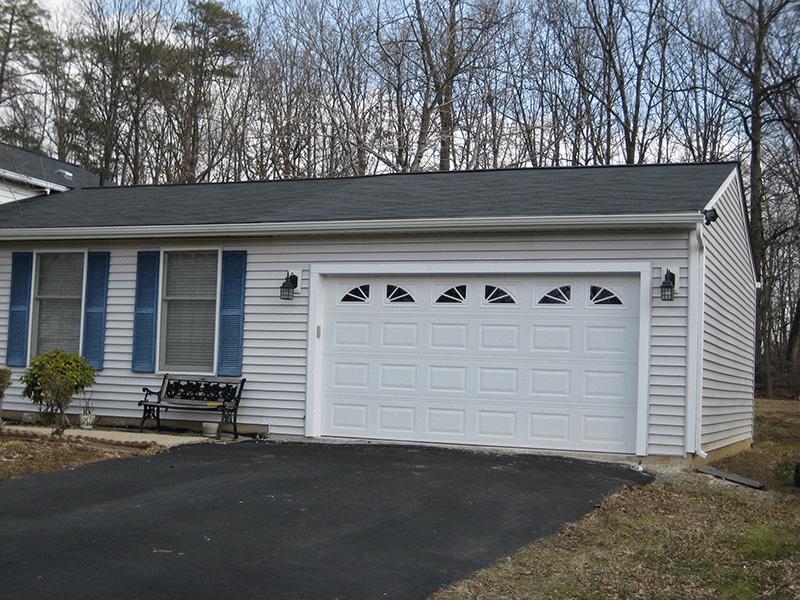Rendon Remodeling - Sterling, VA Garage after