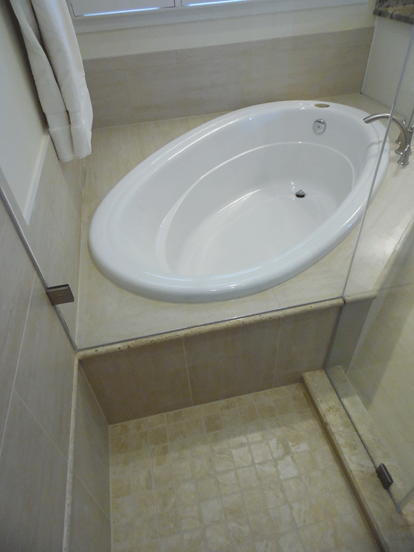 Rendon Remodeling - Mazzatenta Bathroom
