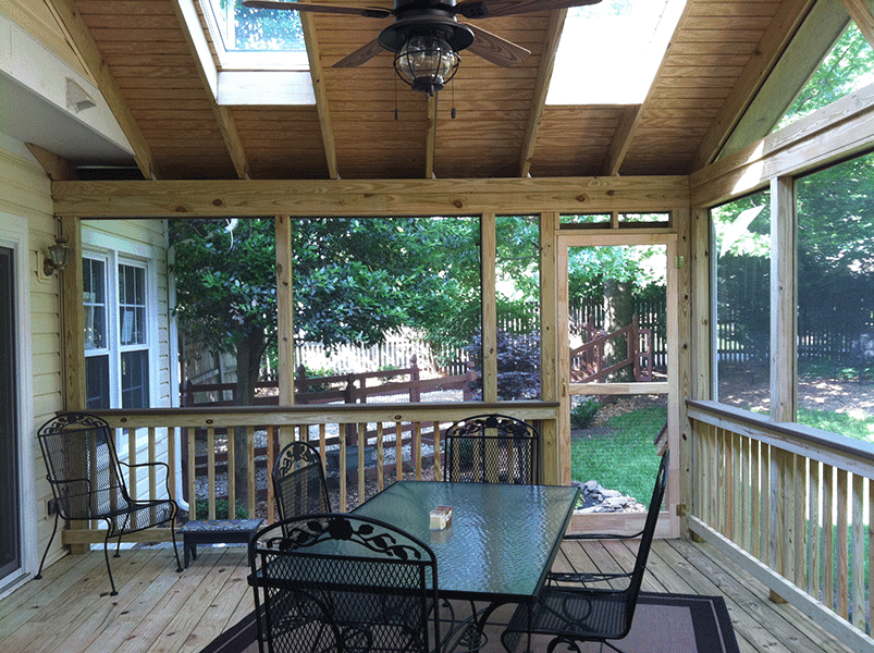 Rendon Remodeling - Herndon, VA Porch