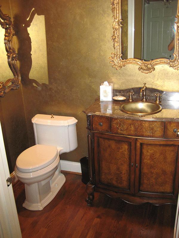 Rendon Remodeling - Vienna, VA Hall Bathroom