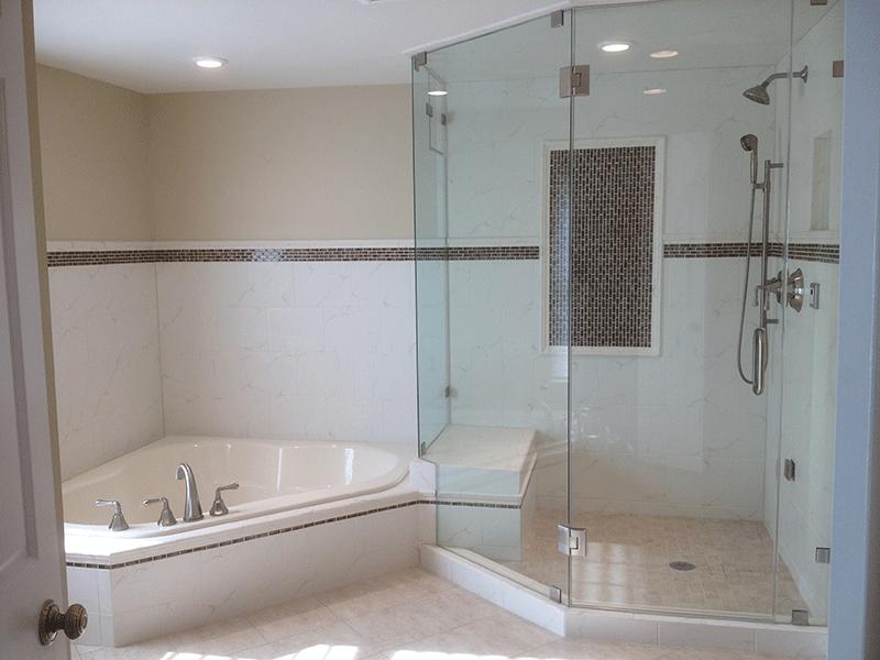 Rendon Remodeling - Herndon, VA Master Bathroom