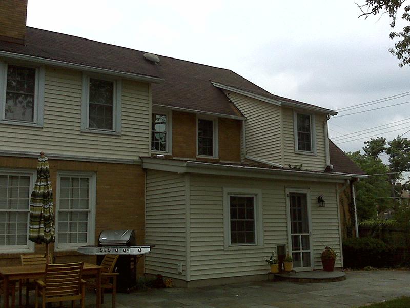 Rendon Remodeling - Herndon, VA home addition before